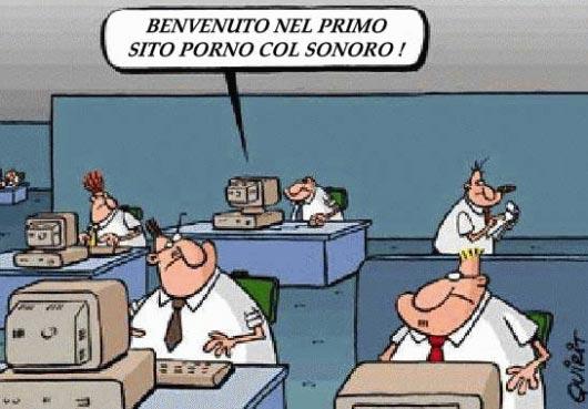 Vignette divertenti ufficio